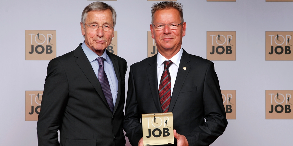 Endress+Hauser Conducta wins employer of the year award
