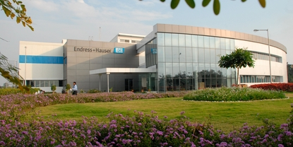 Endress+Hauser Level+Pressure India, Aurangabad Production Facility