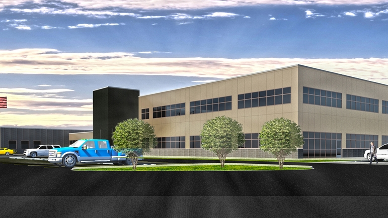 Kaiser Optical Systems` manufacturing facility for Raman analyzers in Ann Arbor, Michigan in the US.