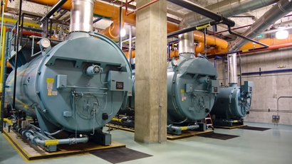 Steam solutions for boiler operations