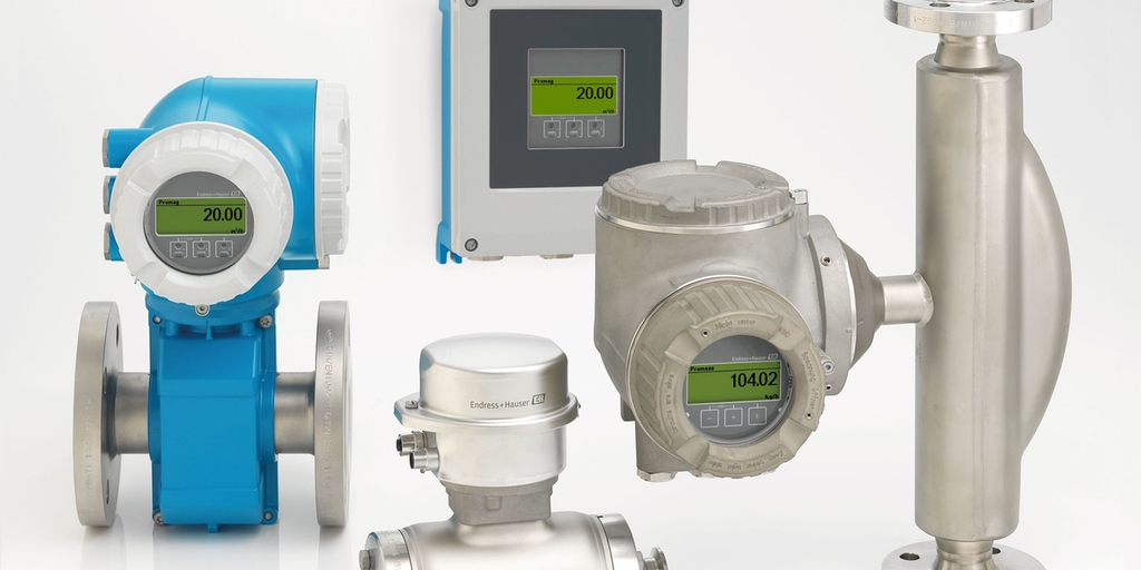 Proline 300/500: Flow measurement technology fit for the digital future.