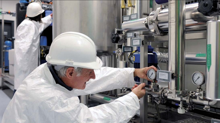 Smart scale energy solutions for compressed air systems   Endress+Hauser