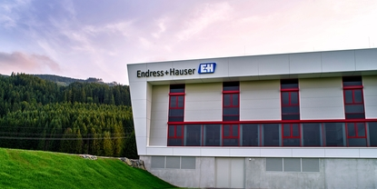 Endress+Hauser Temperature+System Products, Nesselwang