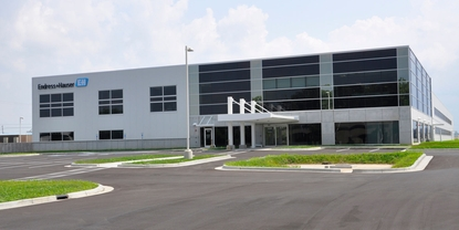 Endress+Hauser Level+Pressure USA, Greenwood Production Facility